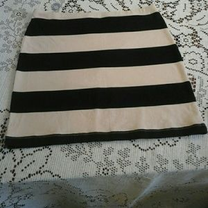 Mini skirt,  Divided